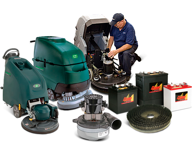 One Source For Equipment, Parts U0026 Service